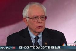 Sanders: Tehran not yet ready for U.S....
