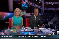 O'Malley, Clinton, Sanders offer parting...