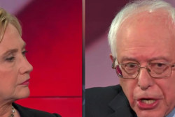 Pragmatism vs. idealism during Dem debate
