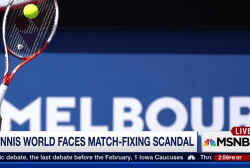 Tennis faces new cheating allegations