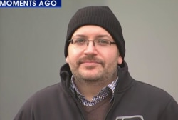Rezaian makes first appearance since release