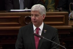 MI Gov. unveils new action plan