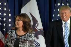 Joe: Palin should be home with her family