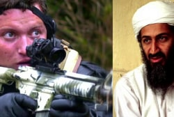 Navy SEAL in bin Laden raid under...