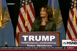 What Sarah Palin gets wrong about PTSD