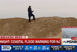 NJ faces coastal flood warnings