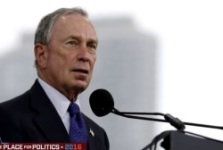 Clinton strategist on possible Bloomberg run