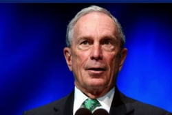 Is Bloomberg playing the waiting game?