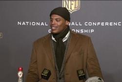 Will Cam Newton make history in Super Bowl?