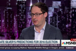 Who does Nate Silver think will win Iowa?