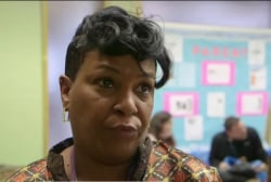 Flint residents attended free lead testing...