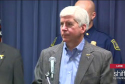 Gov. Snyder: I'm staying focused on...