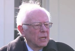 Sanders: 'I thought it was a positive...