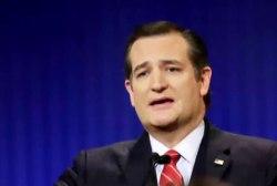 Rough night for Cruz in Rep. debate