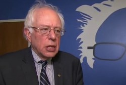 Sanders makes final push in Iowa