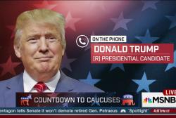 Trump's final pitch to Iowa voters