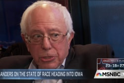 Sanders on Trump: 'I will beat him badly'