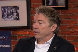 Rand Paul on his odds at winning Iowa