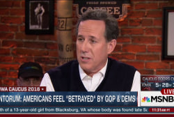 Santorum attacks Sanders proposal for free...