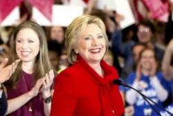 Hillary Clinton's strategy going forward