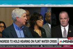 FBI probing criminality of Flint water crisis