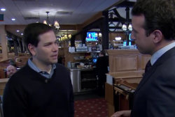 Rubio: Campaign isn't about personal insults