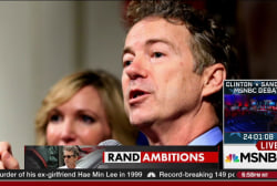 What doomed Rand Paul's candidacy?