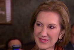 Fiorina: 'I am a viable candidate'