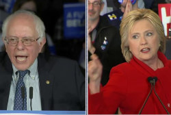 Countdown to Clinton-Sanders Debate