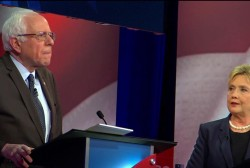 Clinton to Sanders: End your 'artful smear'