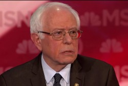 Sanders: Campaign financing is antiquated