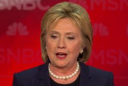 Clinton won't privatize the VA, says 'let...