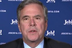 'I'm proud to be a Bush,' says Jeb