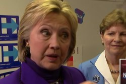 Clinton Slams Sanders Campaign: 'Enough is...