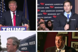 Trump, Sanders lead significantly in NH polls