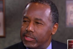 Carson: Cruz campaign had 'nefarious motives'