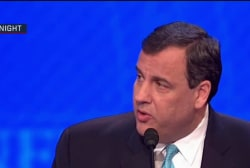 Christie hammers Rubio at GOP debate