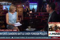 Clinton's pragmatism vs. Sanders' idealism