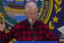 Bill Clinton Hammers Bernie Sanders