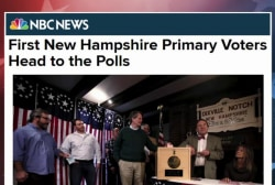 Three tiny NH towns cast first primary votes