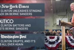 Bill Clinton steals spotlight ahead of...