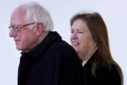Jane Sanders: Hillary was a great first lady