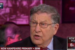 Fmr. NH governor: GOP race has shifted