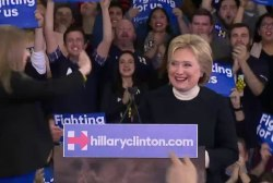Matthews: Two things missing from Clinton...