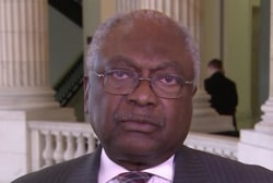 Rep. Clyburn on Clinton v. Sanders race