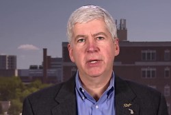 Snyder refutes Clinton poison claims: 'Not...