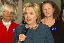 Clinton vies for SC primary win