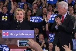 What does CBC endorsement mean for Hillary?