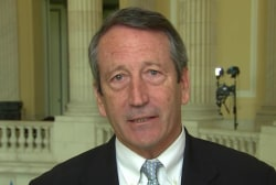 Sanford: Polls will 'tighten' in SC