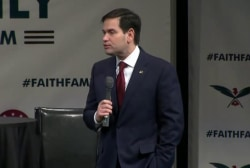 Trump, Cruz, Rubio fight over 'amnesty'
